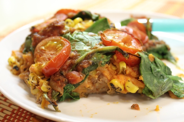 Enchilada slice 2
