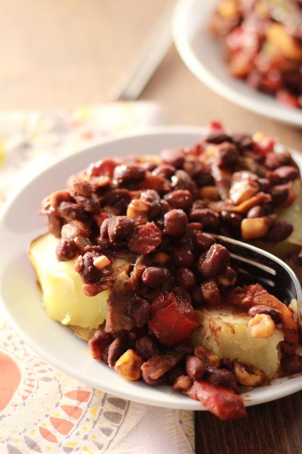 Super Easy Beans/nourishyourselfnow.com